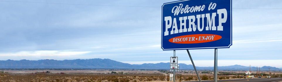 About Pahrump - Access Realty