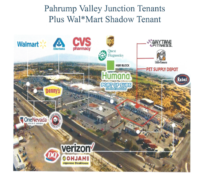 Pahrump Valley Junction Retail Strip