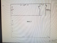 Frontage Rd Office/Retail Space | Floor plan; Unit 2